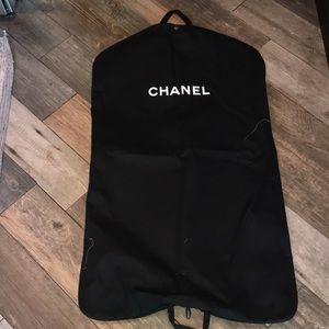 Chanel garment bag (small)